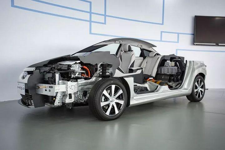 汽车 pcu 电机控制