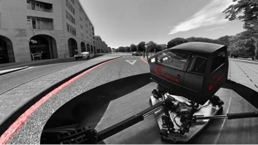本田将采用新驾驶模拟器技术DiM25o