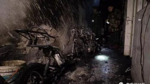 北京致5人死亡火灾为电池使用习惯敲响警钟