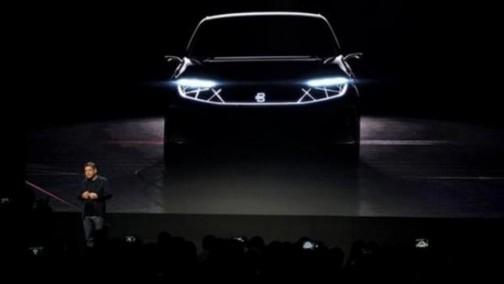 拜腾首款电动SUV明年亮相并接受预定
