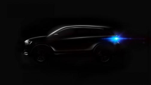 2018年上市 SWM斯威全新SUV预告图公布