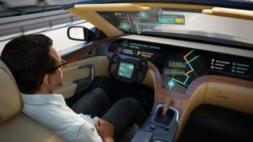 LG联手地图商HERE 共同开发无人驾驶远距离通信技术