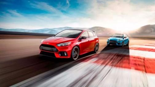 福特暗示将推出下一代Focus,同时发布新款RS限量版