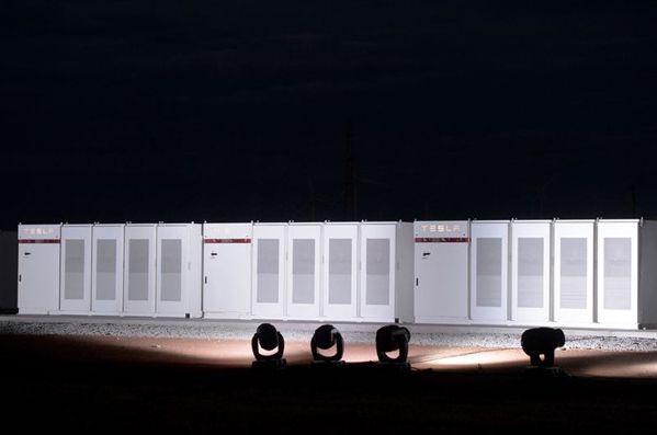 特斯拉超大型电池,特斯拉与法国开发商