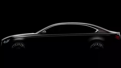 起亚发布下一代K900轿车海报