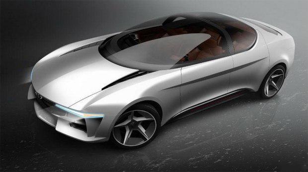 新车,日内瓦车展,概念车