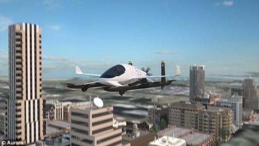 飞行出租车要来了 波音CEO称十年内将满天飞