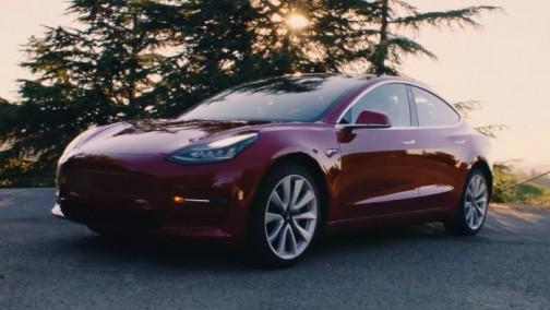 为提高产能 特斯拉曾于2月底暂停Model 3生产一周