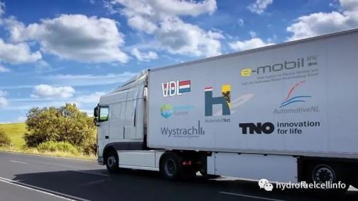 北欧地区氢能燃料电池重型卡车项目