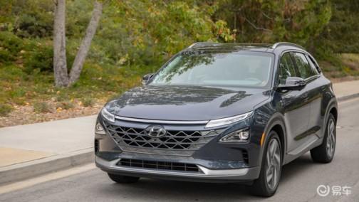 现代Nexo氢燃料电池SUV售价近6万美元 将配备诸多功能