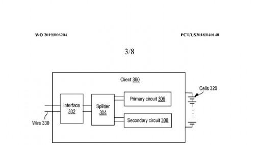 特斯拉发布新冗余电池管理系统专利 菊链式通信回路可实现双向通信