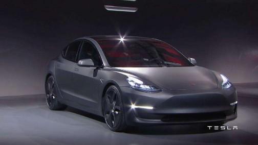 特斯拉申请对Model 3进口零部件免征关税