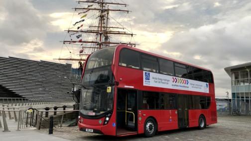 采埃孚电驱动系统应用于燃料电池巴士