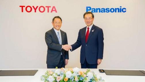 丰田与松下成立新能源车电池公司 协力开发高容量/高输出电池