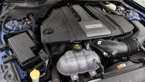 基于V8发动机 福特未来或推混动Mustang