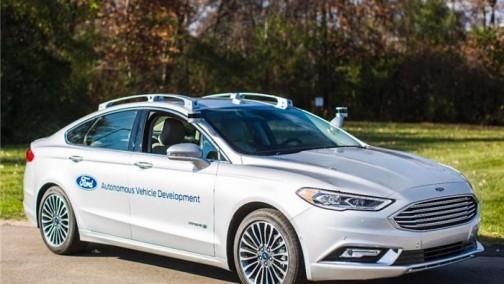 为福特打造自动驾驶系统 Argo AI获得自动驾驶路测资格