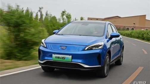升级版帝豪GSe三季度上市:电池能量密度超180Wh/kg
