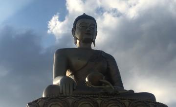 佛国不丹6晚7日--廷布戒楚节