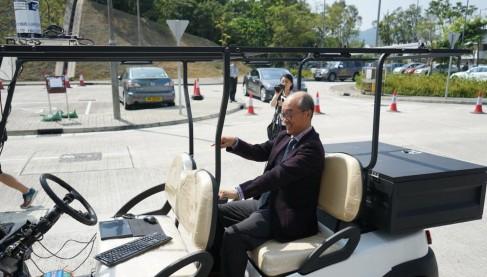 香港无人车发展迟缓?