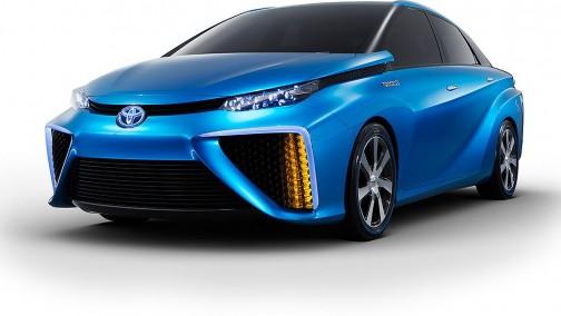 丰田将向北汽集团提供FCV技术,并推出燃料电池卡车;丰田在中国设立研究所,研究氢能、绿色技术
