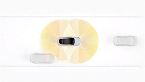 能探测软硬物体 曝特斯拉新传感器硬件