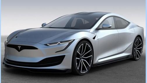特斯拉Model S运动版曝光!9月发布/续航超600km