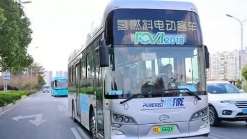 20多个省市出台氢能发展规划