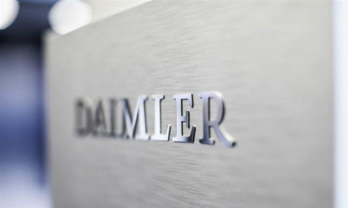 戴姆勒,财报