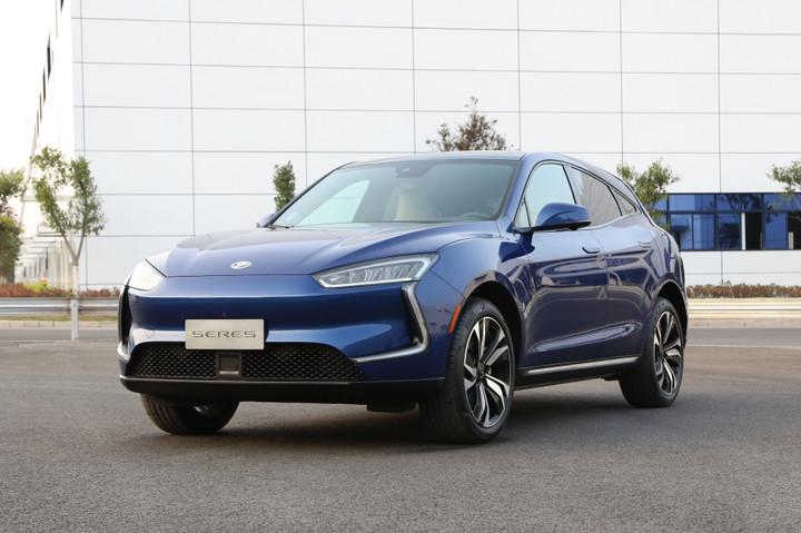 新车,金康SERES SF5预订价,金康SERES SF5上市