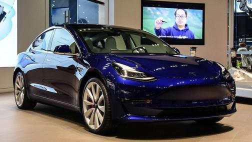 特斯拉Model 3即将国产 进口车清库!5.4万就能买