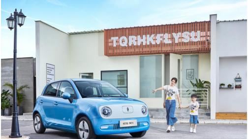 打造全球第一精品电动小车 欧拉表示不只是说说而已