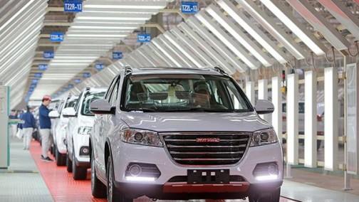 中国8月份新车销量达到195万辆;东风、长城销量同比增长;北京汽车上半年收入同比增长14.1%