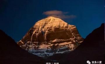 冈仁波齐:西藏白色金字塔被雪封的千古秘密
