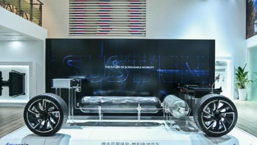 先进的燃料电池系统