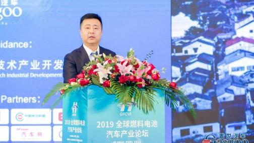 顾志强:常熟氢能源汽车产业规划布局