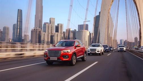 德系助力销量爬坡 10月SUV销量环比上涨
