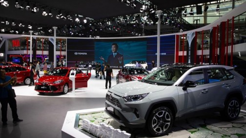 TNGA全面上新 广州车展众目聚焦一汽丰田