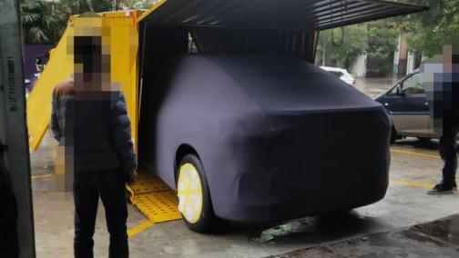 蔚来第三款新车首次曝光,与Model Y正面刚