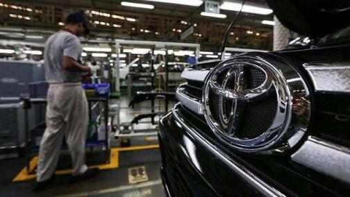 丰田组织架构调整,中国地位再升级