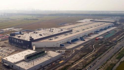 特斯拉上海工厂今日开工,德国工厂将获补贴