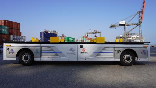 全国首个5G全场景应用智慧港口投产,元戎启行自动驾驶卡车已驶进港口