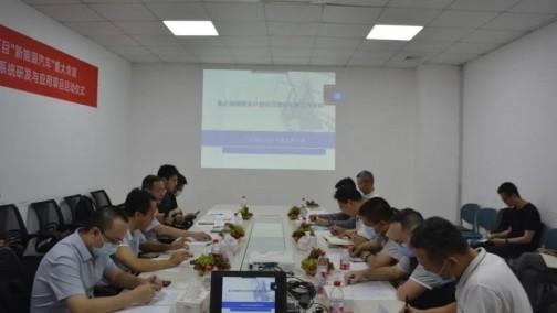广东省重大专项车规级MEMS固态激光雷达研发项目启动仪式在镭神智能圆满召开