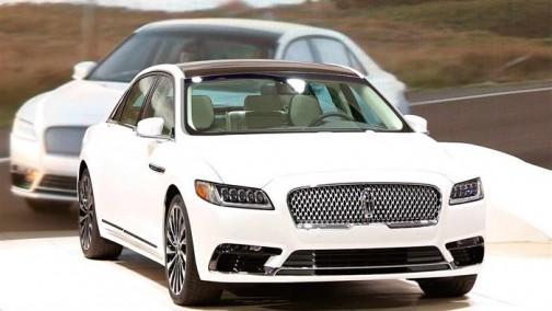 林肯大陆将停产 中国继续推出2021款车型