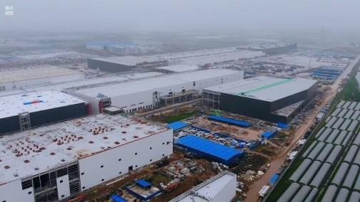 克服连续降雨 特斯拉上海工厂为明年初Model Y交车加速进度