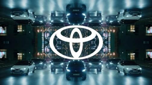 丰田新标设计理念曝光 更加醒目简洁提升现代感