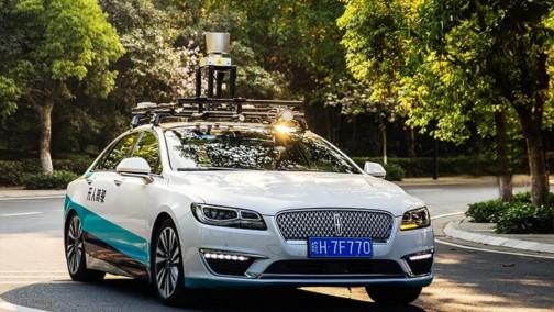 文远知行WeRide自动驾驶开进城中村 在退化的交通规则下进化的自动驾驶算法