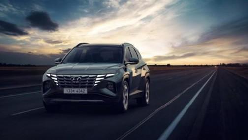 现代汽车发布第五代途胜,明年引入中国市场