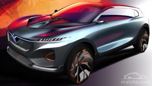 科技座舱、原生电动架构 岚图品牌首款量产概念车将亮相2020北京车展