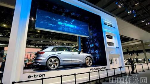 我眼中的广州车展:瞄准纯电动SUV 车企加速新能源布局