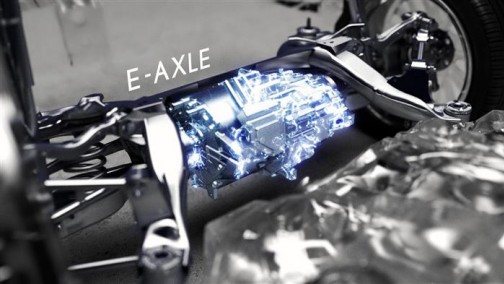 雷克萨斯DIRECT4技术发布,深化纯电、混动、氢燃料路线